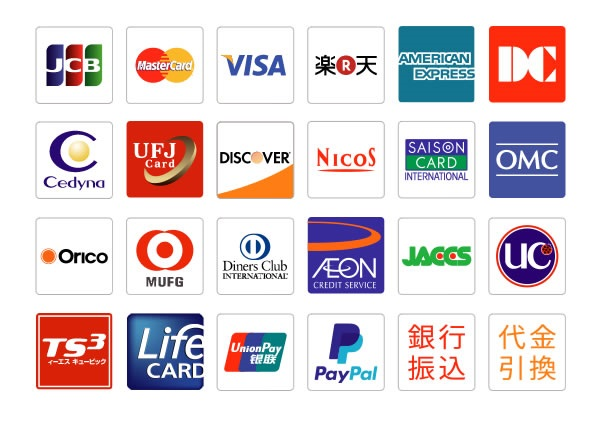 VISA, Discover・・アメリカ国内の主要クレジットカードのブランドを徹底比較
