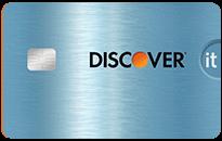 アメリカDISCOVER社の学生カード