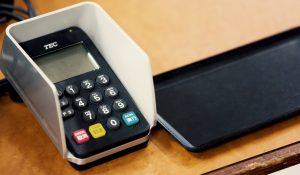 アメリカに行く前に覚えておこう。クレジットカードリーダーの使い方!
